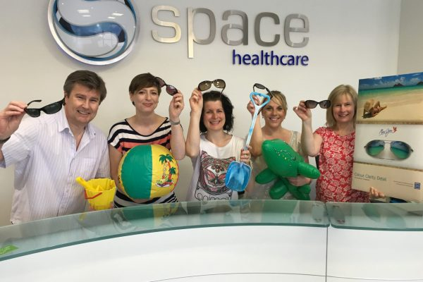 The Space Healthcare team